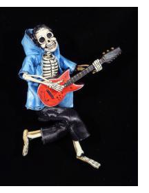 Death Metal with Hoodie - retablo figure