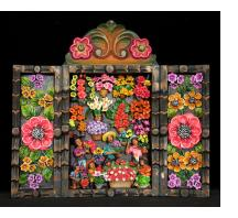 Flower Shop Retablo