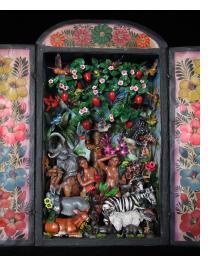 Garden of Eden - Retablo
