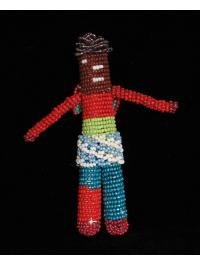 Beaded Doll from Capetown