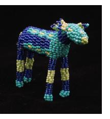 Beaded Zebra/Horse