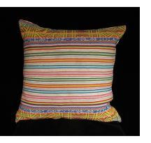 "Vintage ""Manta"" Textile Pillow from Highland Peru"