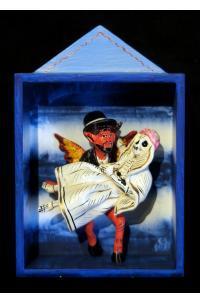 The Devil's Bride - retablo