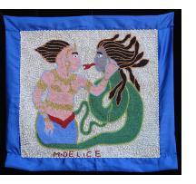 La Sirene and Damballa Vodou Banner