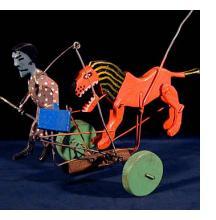 Folk Sculpture from Africa