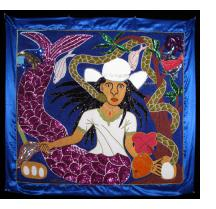Cow-girl La Sirene Vodou Banner