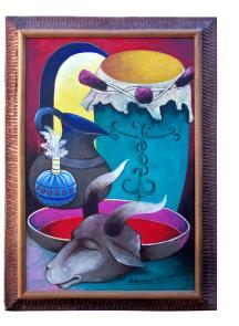 Jacques Enguerrand Gourgue (1930-1996, Port-au-Prince, Haiti)