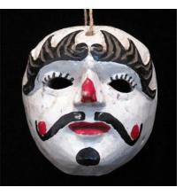 Dance Masks from Guatemala