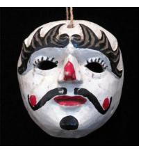 Dance Masks from Guatemala