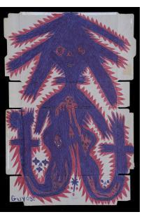 Untitled (Spirit Figure)
