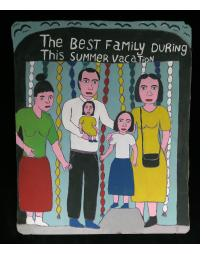 The Best Family During This Summer Vacation