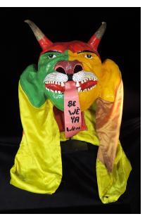 """""""Se we ya wem"""" Diable mask"""