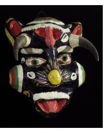 """Djab"" Carnival Mask"