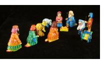 Indian Nativity - Small