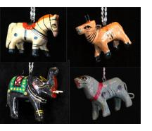 Traditional Indian Animal Ornaments