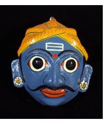 Papier Maché Mask