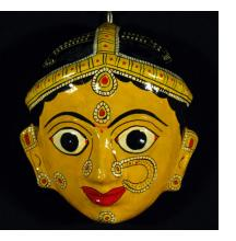 Papier Maché Masks from Cheriyal, India