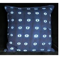 Tie-dye Indigo Pillow by Aissata Namoko of Mali