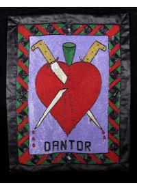 Dantor - Vodou Flag