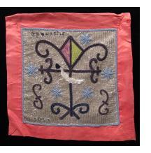 Grand Bwasile - Vodou Flag