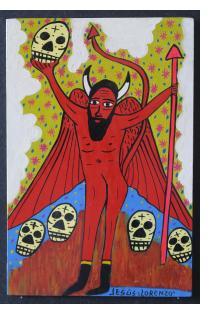 El Diablo con Calacas
