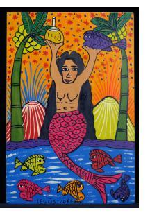 La Sirena con Pescados
