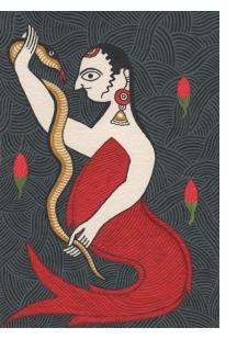 Matasya and the Snake