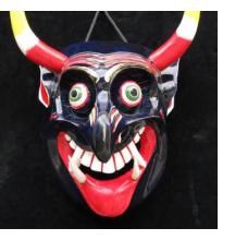 Dance Masks from Mexico