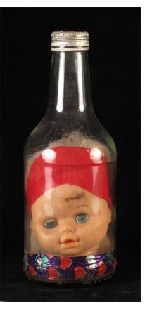 Vodou Bottle Marilyn Houlberg