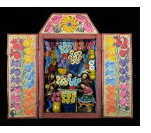 Flower Shop Retablo (Small)