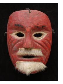 Mixtec Viejo Moor Mask