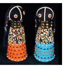 Ndebele Dolls from South Africa