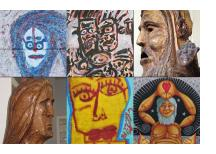 Folk and Intuitive art of North America