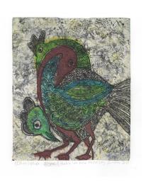 Okin Oba Eye (King of the Birds)