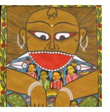 Patua Story Scrolls of West Bengal