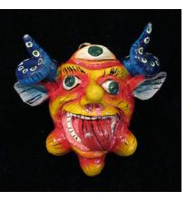 Retablo Mask Ornament