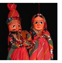 Rajastani Puppet Makers