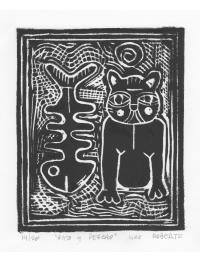 Gato y Pescado