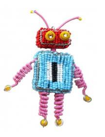 Robot Ornament #1