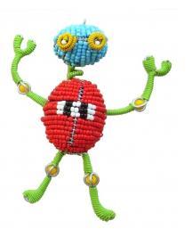 Robot Ornament #5