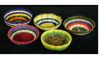Samburu Beaded Bowls - Medium/Small
