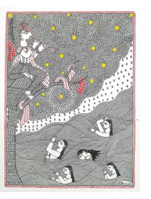 Krishna and the Gopis