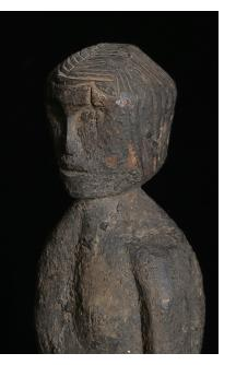Sculpture from Timor