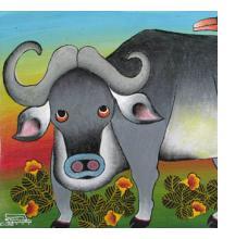 Tinga Tinga Paintings from Tanzania