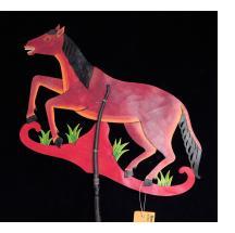 "Horse - ""Wayang Kulit"" Javanese Shadow Puppet by Tri Suwarno"