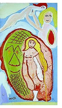 Mujeres Desnudas - Wayacon