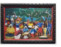 Wilmino Domond (Jacmel, Haiti, b. 1925)