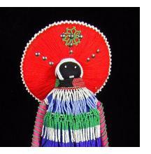 Zulu Dolls from South Africa