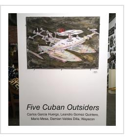 Five Cuban Outsiders