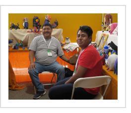 Armando and Alejandro Jimenez